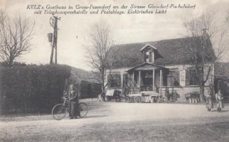 KELZ´S Gasthaus Telephonsprechanlage und Postanlage